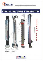 Level Indicator & Transmitter