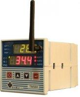 کنترلر دما و رطوبت تحت وب TMS-64