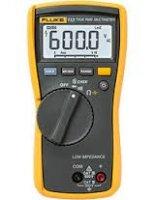 دستگاه مولتی متر حرفه ای فلوک FLUKE 113