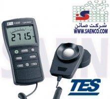 نور سنج لوکس متر مدل TES-1335 ساخت کمپانی TES تایوان