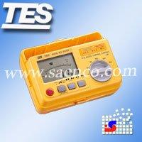 RCD تستر دیجیتال,مدل TES-1900,ساخت کمپانی TES تایوان