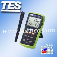 CO2 آنالایزر مدل TES-1370 ساخت کمپانیTES تایوان