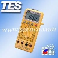 مولتیمتر دیتالاگر مدلTES-2732A ساخت کمپانی TES تایوان