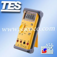 مولتی متر مدل TES-2700 ساخت کمپانی TES تایوان