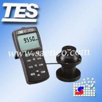 فلوکس متر مدل TES-133 ساخت کمپانی TESتایوان