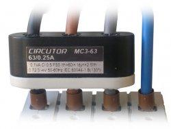 سی تی اندازه گیری سه فاز  MC1/MC3   _  CIRCUTOR