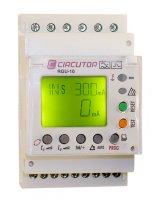 رله حفاظت نشتی جریان میکروپروسسوری   RGU-10/10C    _   CIRCUTOR