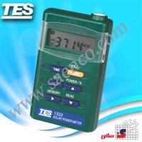 سولار پاور مترمدلTES-1333/1333R ساخت کمپانیTES تایوان