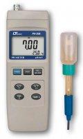 اسیدسنج|PH متر مدل  LUTRON PH-208
