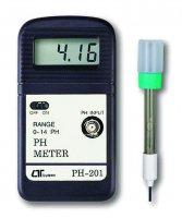 ph متر|اسیدسنج مدل Lutron PH-201