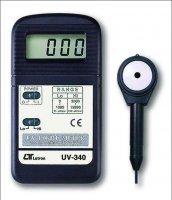 uv لایت متر مدل  LUTRON UV340
