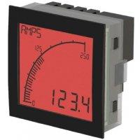نمایشگر ولتاژ جریان فرکانس دیجیتال با قابلیت کنترل