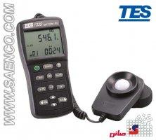 نور سنج ,لوکس متر, Light Meter , لایت متر, مدل TES-1339,ساخت کمپانی TES تایوان
