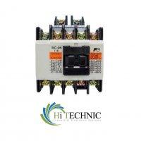 کنتاکتور قدرت - الکترومغناطیسی