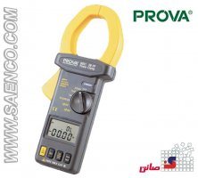 کلامپ قدرتی PF مدل PROVA 6601 , پاور متر کلمپی