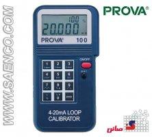 کالیبراتور جریان 4-20mA مدل Prova 100 ساخت Prova تایوان