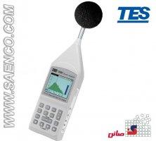 صدا سنج آنالیزوردار , صداسنج با آنالیز فرکانسی , مدل TES-1358Cساخت کمپانیTES تایوان