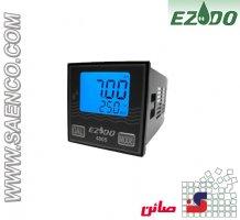 نمایشگر تابلویی پارامترهای pH/ ORP / Temp مدل pH4805 ساخت کمپانی ezdoتایوان