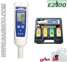 PH/Conductivity/TDS/ORP/Salt/°C متر قلمی مدل 8200 ساخت کمپانی Ezdo تایوان