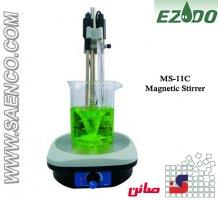 همزن مغناطیسی ساده مدل MS-11C ساخت کمپانی Ezdo تایوان