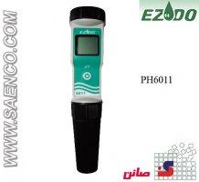 اسید سنج , PHمترقلمی, پی اچ متر, پ هاش متر, مدل 6011