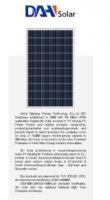 پنل خورشیدی 250 وات گرید آ