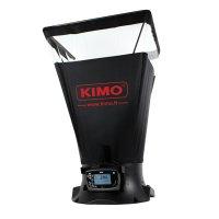 فلومتر هوا ،سرعت سنج کانال باد مدل KIMO DBM-610