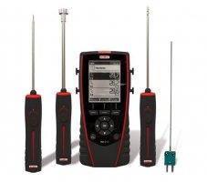 دماسنج ۴ کاناله دیتالاگر با کیفیت مدل KIMO TM210