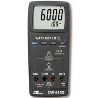 پاورمتر ,وات متر True Rms ارزان مدل LUTRON DW6163