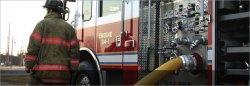 تجهیزات ماشین آلات آتش نشانی