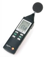 صداسنج یا سنجش شدت صوت حرفه ای تستو مدل TESTO 816