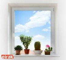 پنجره های دوجداره یوپی وی سی ایراک