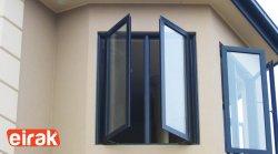 پنجره های دوجداره آلومینیومی ایراک