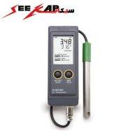 pH متر پرتابل با کیفیت هانا مدل HANNA HI991001