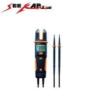 امپرمتر کلمپی AC و توالی سنج فاز مدل TESTO 755-2