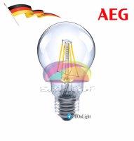 لامپ فیلامنتی ال ای دی آاگ (AEG) با 2 سال ضمانت تعویض