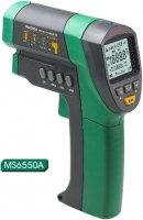ترمومتر لیزری و تماسی 1200 درجه مدل MS6550A