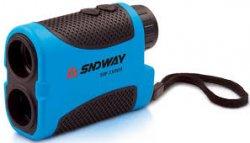دوربین و متر لیزری 1500 متر تصویری همراه با زاویه سنج مدل SW-1500A