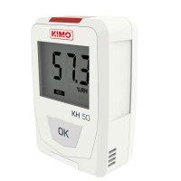 دیتالاگر دما و رطوبت مدل KIMO KH50 ساخت فرانسه