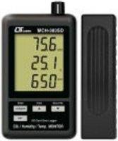 دی اکسید کربن و دماسنج و رطوبت سنج مدل MCH-383SD