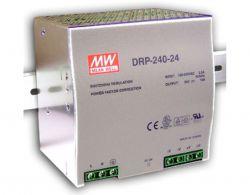 DRP-240 ، منبع تغذیه ریلی مینول 240 وات ، منبع تغذیه 240 وات Mean Well