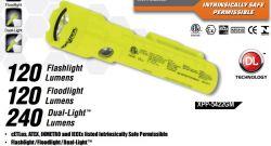 چراغ قوه دستی ضدانفجار Night Stick مدل XPP-5422GM