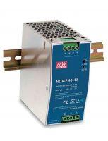 NDR-240 ، منبع تغذیه ریلی مینول 240 وات ، منبع تغذیه 240 وات Mean Well