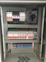 تولید انواع تابلوهای فشار متوسط و فشار ضعیف مورد تایید MTN Irancell