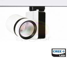 چراغ ریلی COB LED شعاع الکتریک  با چیپ CREE آمریکا