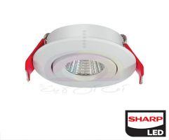 چراغ سقفی COB سی او بی 4 سانتی (مینی) شعاع الکتریک