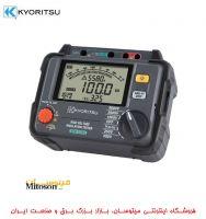 تستر مقاومت عایقی دیجیتال (میگر) کیوریتسو ۳۱۲۵A