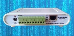 دستگاه کنترل از راه دور با اینترنت