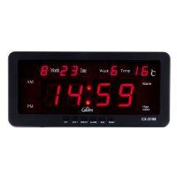 ساعت دیجیتال دیواری مدل CX-2158 سایز 21×10 سانتیمتر