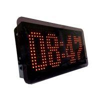 ساعت دیجیتال دیواری و رومیزی هفت رنگ سایز 13×25 سانتیمتر